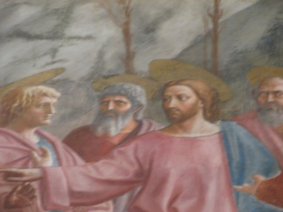 Cappella Brancacci: Chapel
