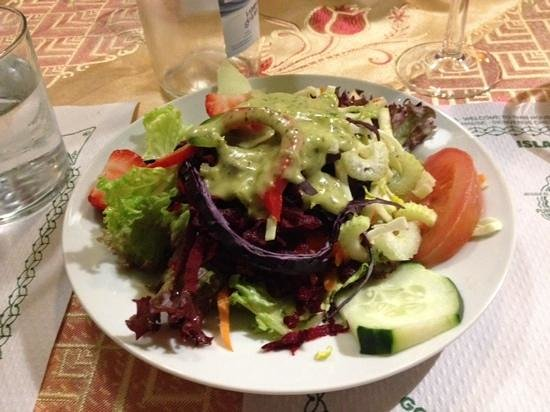 La Vitamina: salade