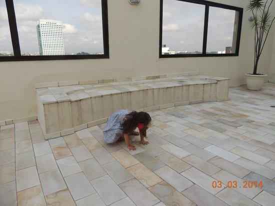 Quality Hotel Faria Lima: cobertura