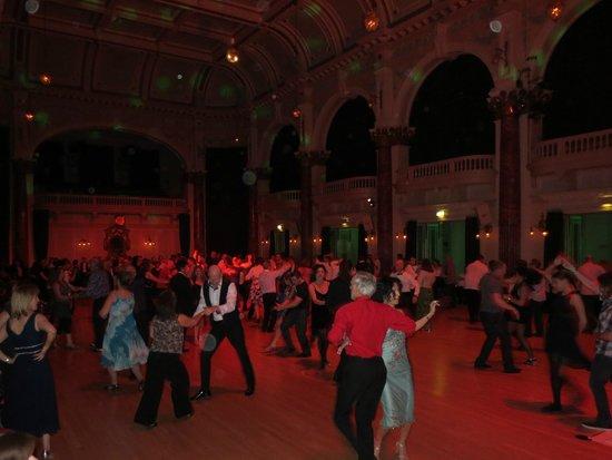 Cheltenham Town Hall: Dancing the night away