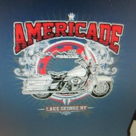 Adirondack Sunrise Motel & Cabins: Book early for Americade every year in June