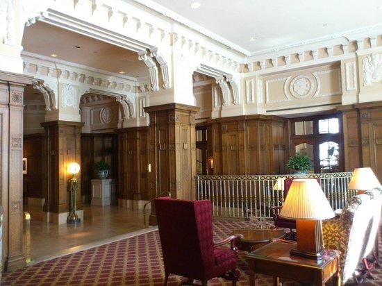 Fairmont Chateau Laurier : Lobby