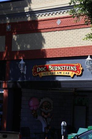 Doc Burnstein's Ice Cream Lab - SLO