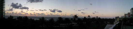 The Betsy - South Beach: Sunrise view from the roof deck
