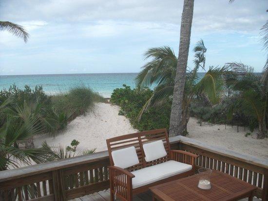 The Beach House Restaurant and Tapas Bar: Beach path to French Leave Beach