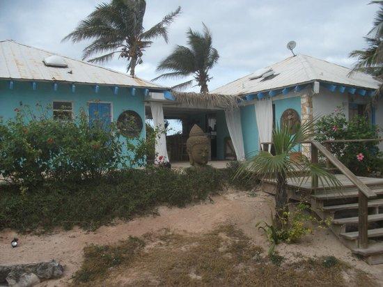 The Beach House Restaurant and Tapas Bar: Entrance