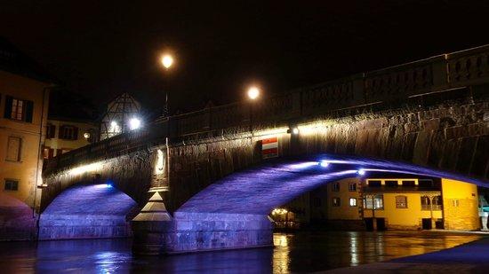 La Petite France: One of the many wonderful bridges