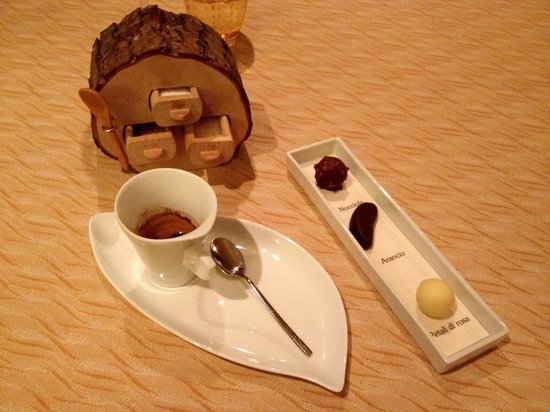 Alpenroyal Gourmet: Caffè e delizie