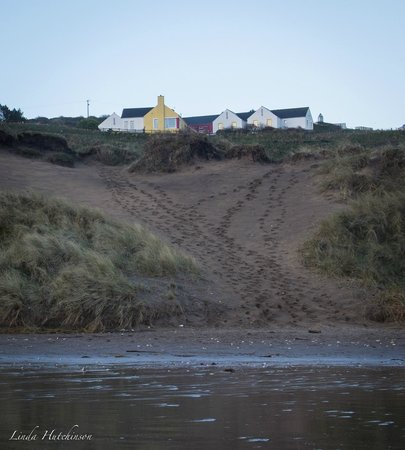 Whitepark Bay Youth Hostel : View of the hostel