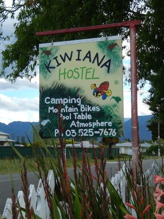 Kiwiana Backpackers Hostel
