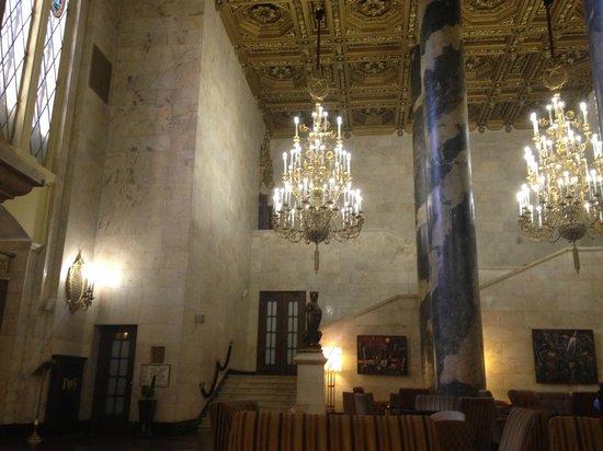 Hilton Moscow Leningradskaya : Lobby