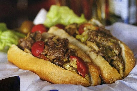Jake's Steaks : Traditional Philly Cheesesteaks