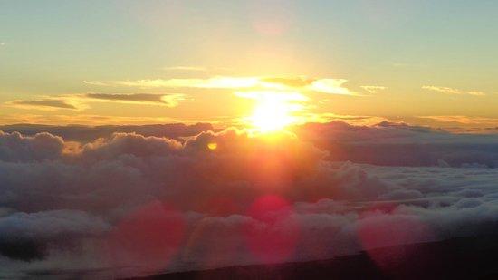 Mountain Riders : Hawaiian sunrise