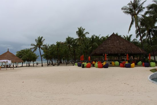 South Palms Resort: Beach