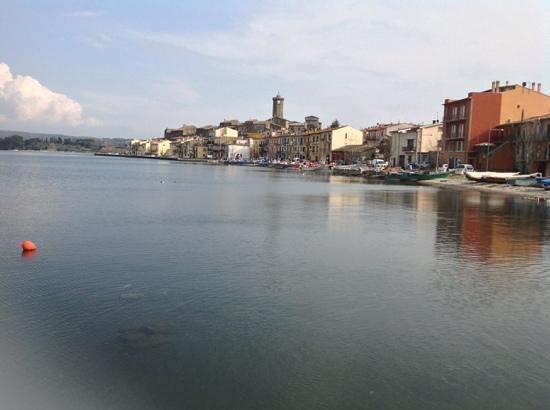 Relais del Lago: paesaggio Marta
