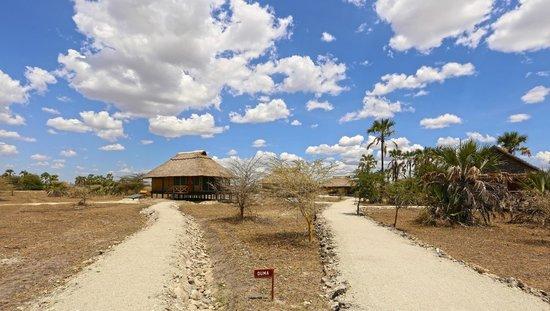 Maramboi Tented Camp: Dit noemen ze dus een tent...