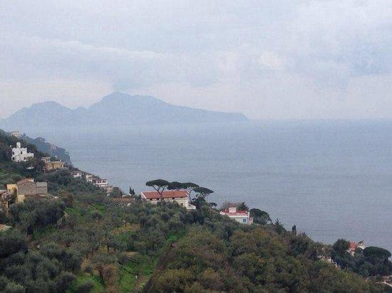 Francischiello Hotel & Spa Bellavista: Vista bellissima dalla camera.