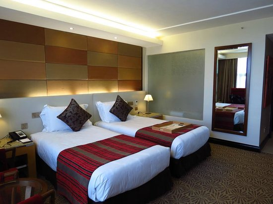 The Boma Nairobi: Large bedroom