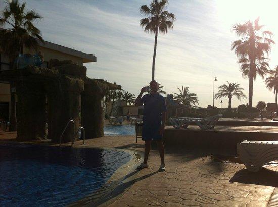 Marconfort Beach Club Hotel : pool