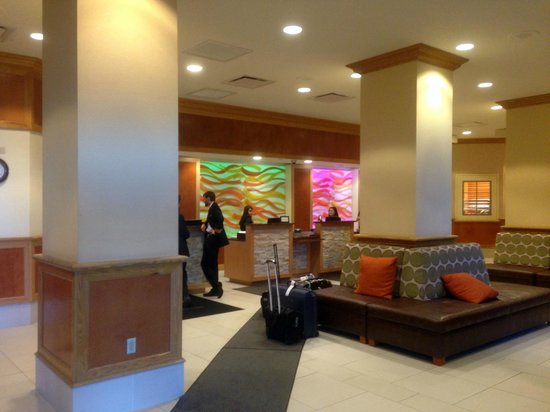 Anchorage Marriott Downtown : Lobby