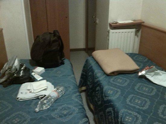 Hotel Baltic: habitación