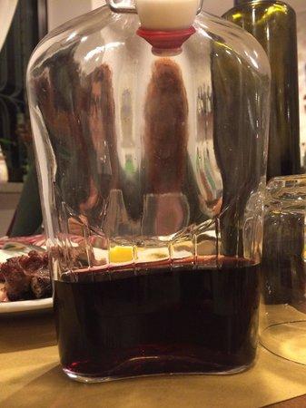 Ristorante Il Buongustaio: Ancora il vino