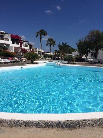 Las Tabaybas: Pool.