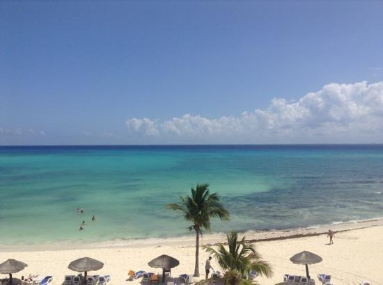 The Royal Haciendas All Suites Resort & Spa: Ocean Front Suite E336
