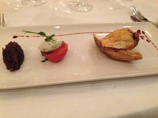 Sofitel London Gatwick : Dessert