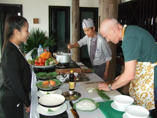 Vedana Lagoon Resort & Spa : Cookery Class