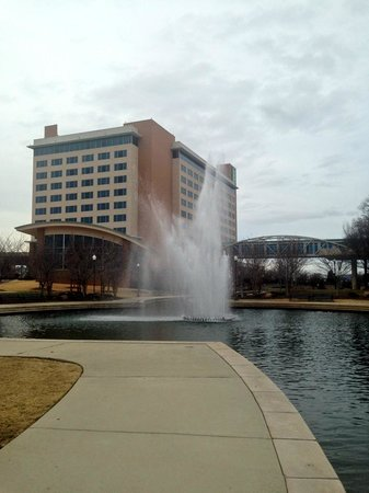 Embassy Suites Huntsville by Hilton Hotel & Spa: Fantastic stay