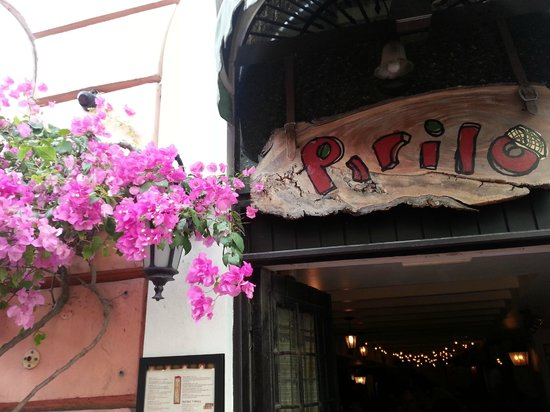 Pirilo Pizza Rustica: Pirilo