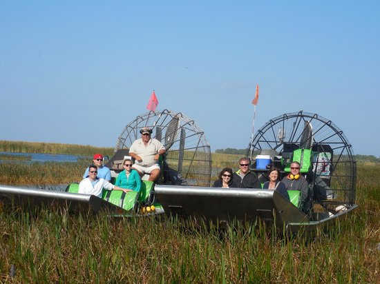 Wild Willy's Airboat Tours: Wild Willy's a Bargain