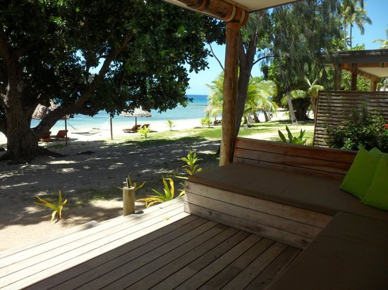 Paradise Cove Resort : View from Villa.