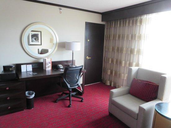 Boston Marriott Burlington: Very Nce Lobby !!