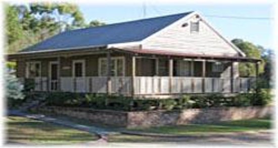 Possum's Retreat: Lovett shack