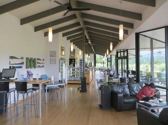 Matheson Cafe: intérieur