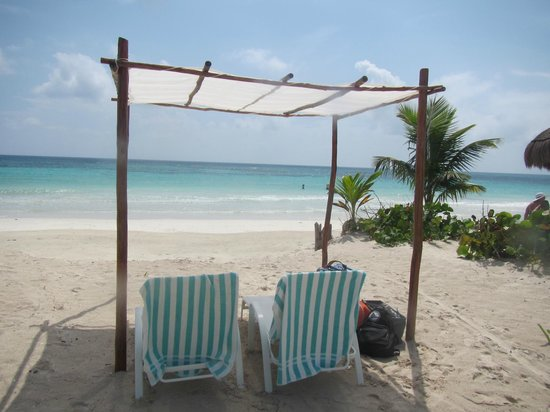 Almaplena Eco Resort & Beach Club: Relaxing beach