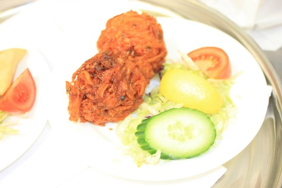 Empire of India: Nations Favorite onion bhaji
