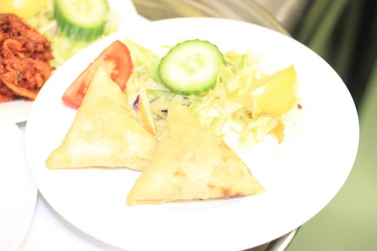 Empire of India: Authentic Home made samosa