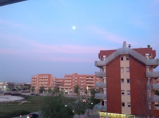 Mercure Atenea Aventura : vista desde la habitacion