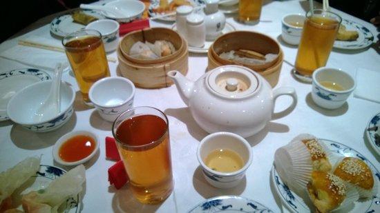 New World Chinese : Restaurant