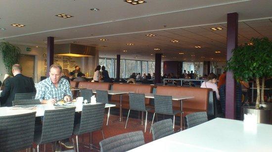 Clarion Hotel Stockholm: Frukostmatsalen