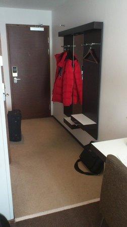 Clarion Hotel Stockholm: Hall/ingång rum
