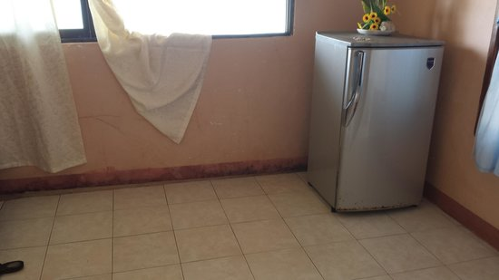 Villa Del Mar Ivory Beach Resort: horrible. fridge was rusty