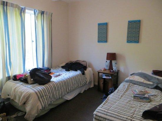 Wanaka Bakpaka : chambre double