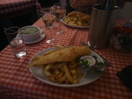 The Shed Fish & Chip Bistro: Yummy!