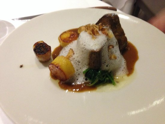 Restaurant la Table d'Hotes : boeuf