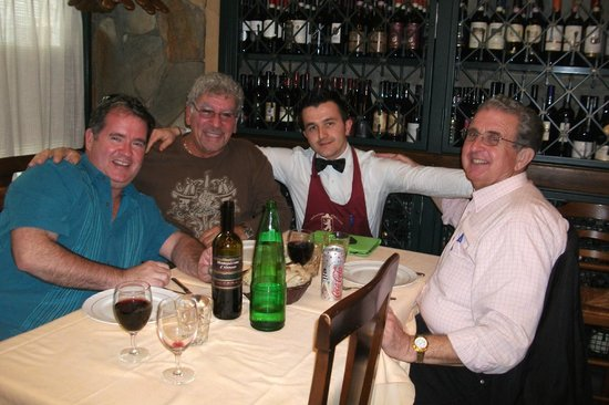 Ambasciata d'Abruzzo : Una Festa Fantastico