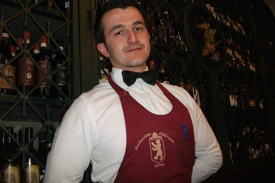 Ambasciata d'Abruzzo : Wonderful waiters...friendly and helpful